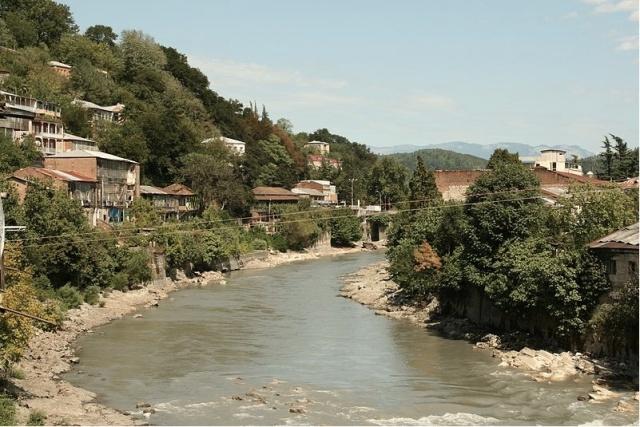 River Rioni