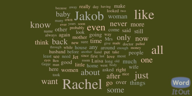 Jakob Book Two Wordle