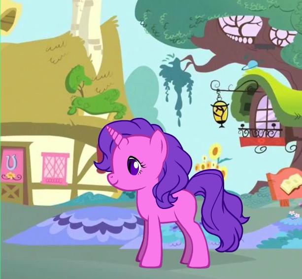 Marie's Pony
