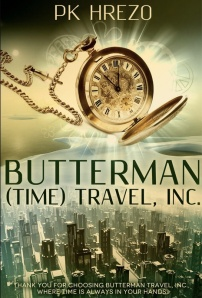 Butterman cover