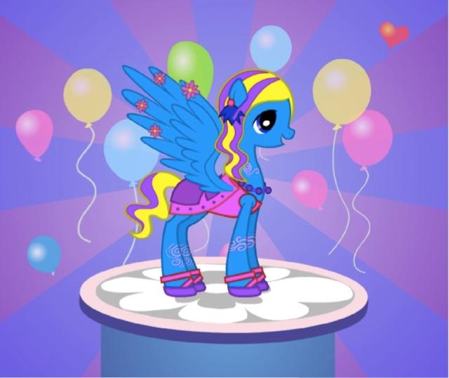 Nastya's Pony II