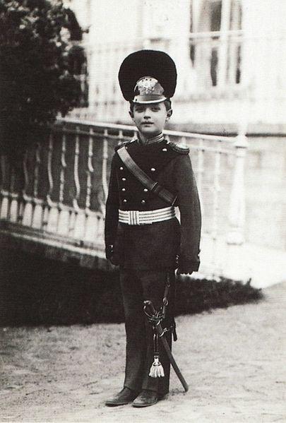 Aleskey_Nikolayevich_of_Russia_in_uniform