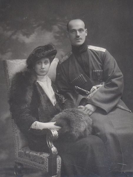 Grand_Duke_Michael_and_Natalia_Brassova