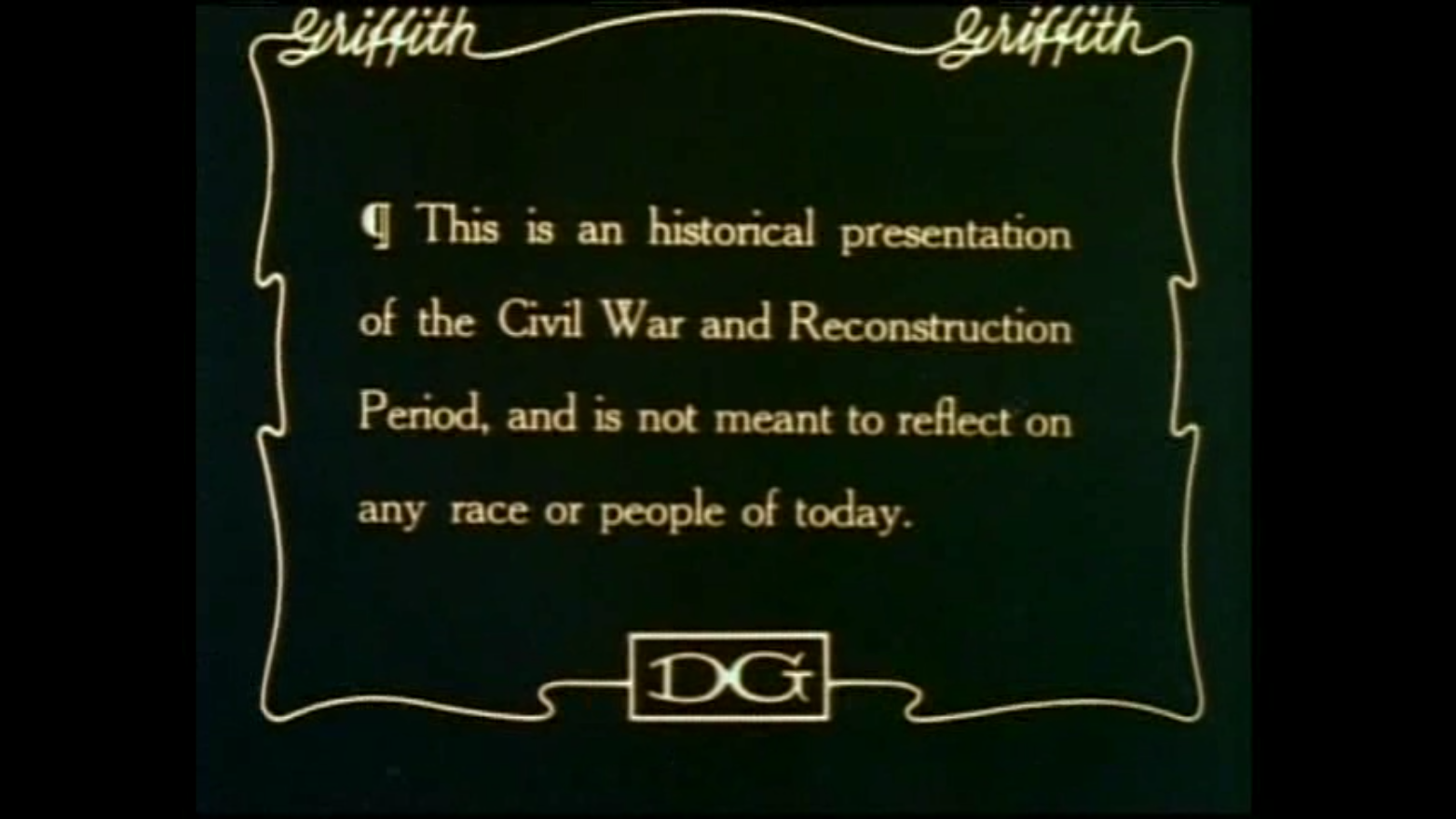 birth of a nation racism essay The birth of a nation (1915) is writer-producer-director dw griffith's groundbreaking silent epic, a work of egregious racism (it was originally titled the clansman, which is certainly significant) that also, tragically, was perhaps the most original and influential work of art produced by the still-nascent movie industry.