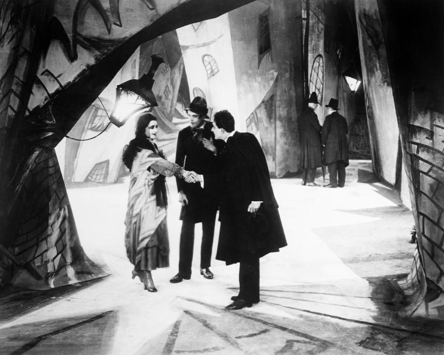 The cabinet of dr caligari part ii behind the scenes welcome to my magick theatre - The cabinet of dr caligari ...