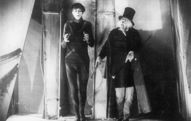 The cabinet of dr caligari part i general overview welcome to my magick theatre - The cabinet of dr caligari cesare ...
