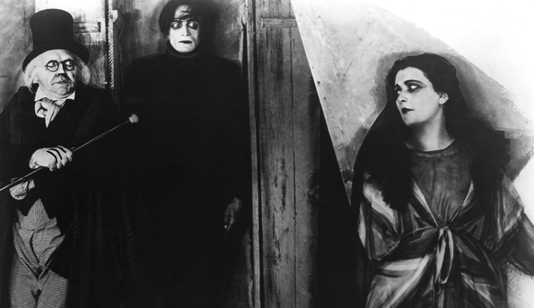 The cabinet of dr caligari welcome to my magick theatre - The cabinet of dr caligari ...