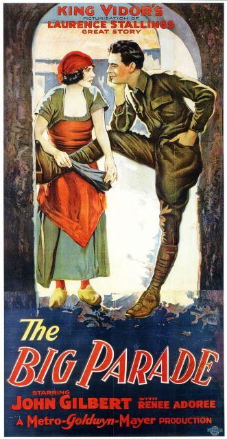 THE_BIG_PARADE_poster
