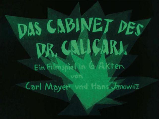 Titel_Das_Cabinet_des_Dr._Caligari