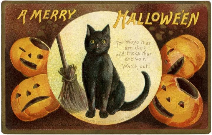 Vintage-Halloween-Cat-Image-GraphicsFairy