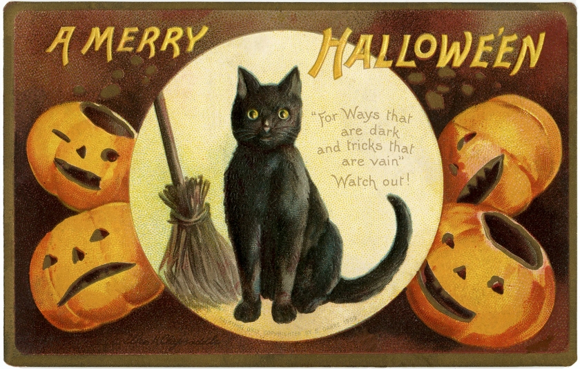 Vintage-Halloween-Cat-Image-GraphicsFairy