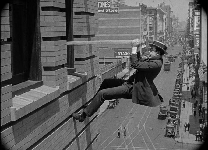 Safety Last, 1923 (1)
