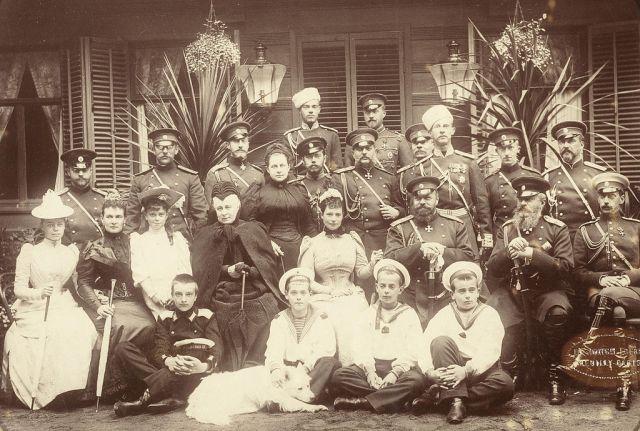 The_Romanovs_1892