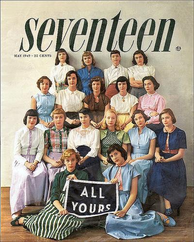 May 1949 Seventeen