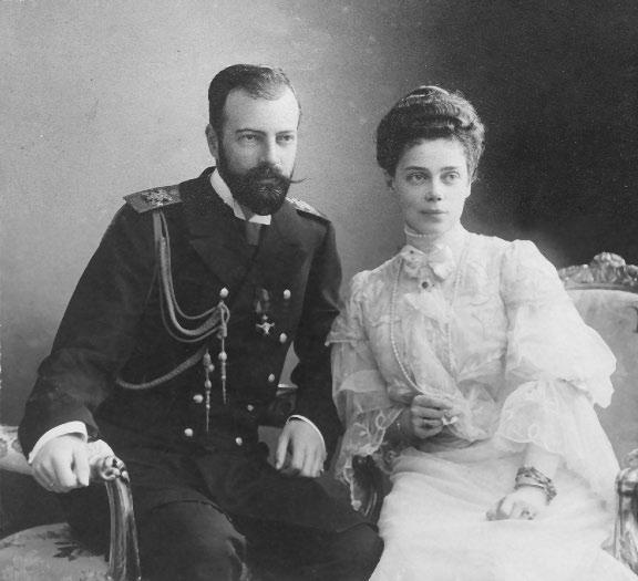 Grand_Duke_Alexander_Mikhailovich_of_Russia_and_his_wife_Grand_Duchess_Xenia_Alexandrovna
