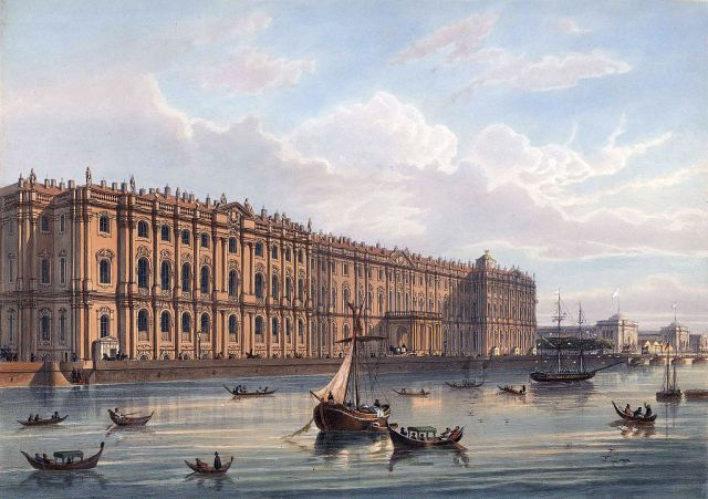 The_winter_Palace_(North_facade)_in_St._Petersburg_in_the_19th_century