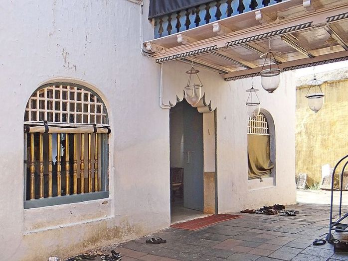 La_synagogue_Pardesi_(Cochin,_Inde)
