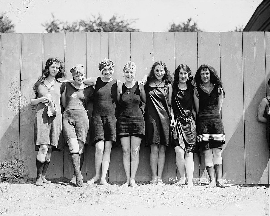 Writing about vintage bathing suits Welcome to My Magick Theatre
