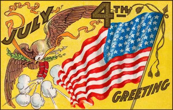 July-4-Vintage-Card