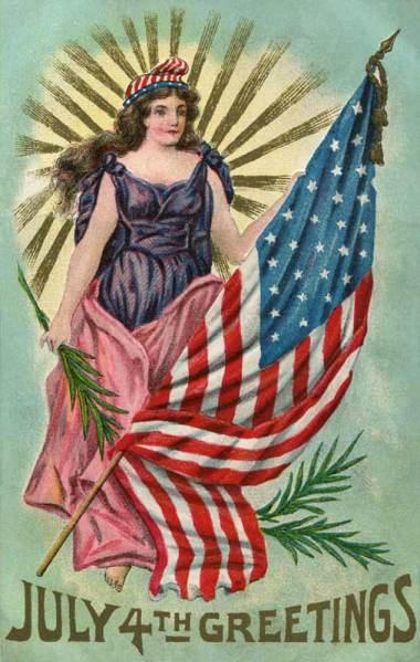 vintage-july-4-postcard