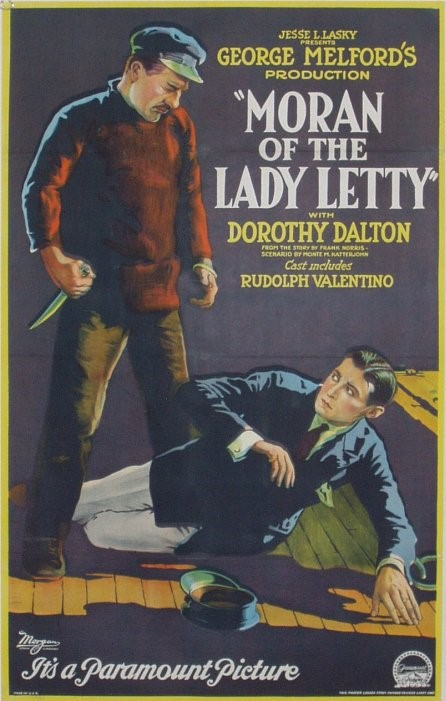 Moran_of_the_Lady_Letty_poster