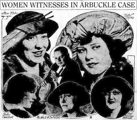 women witnesses