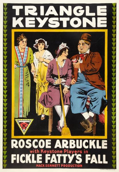 ficklefattysfall-1915-movieposter