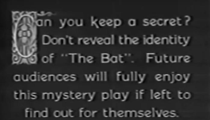 bat-secret