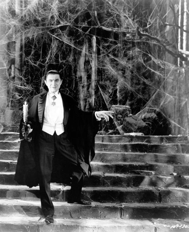 Bela Lugosi, DRACULA, 1931.