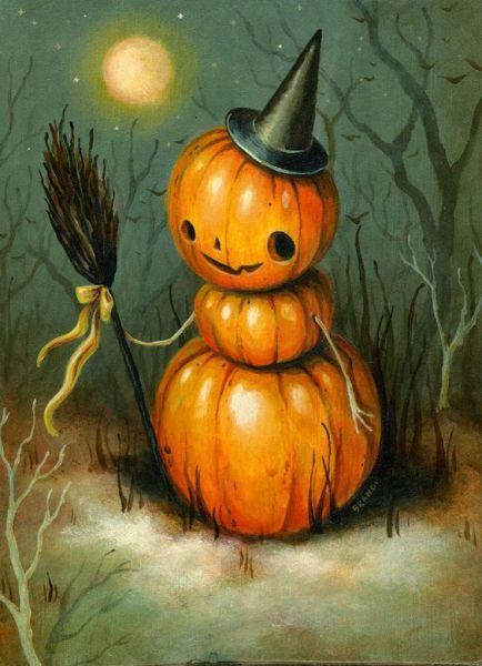 pumpkin-person