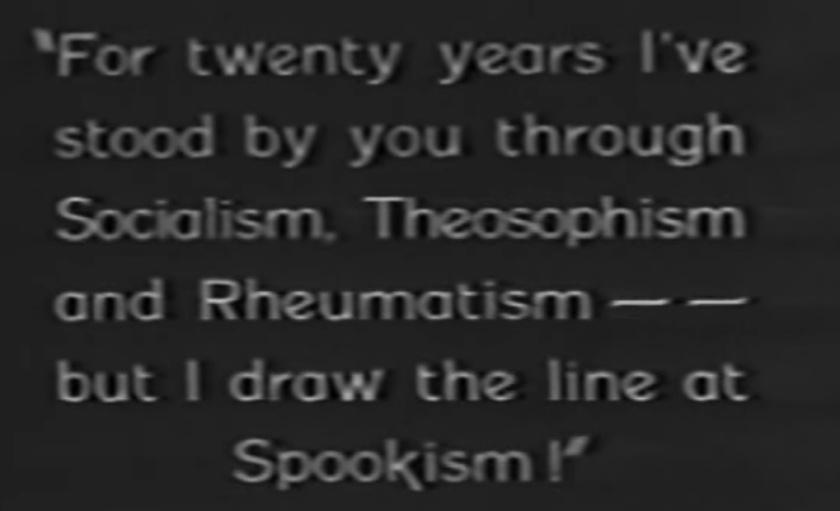 spookism