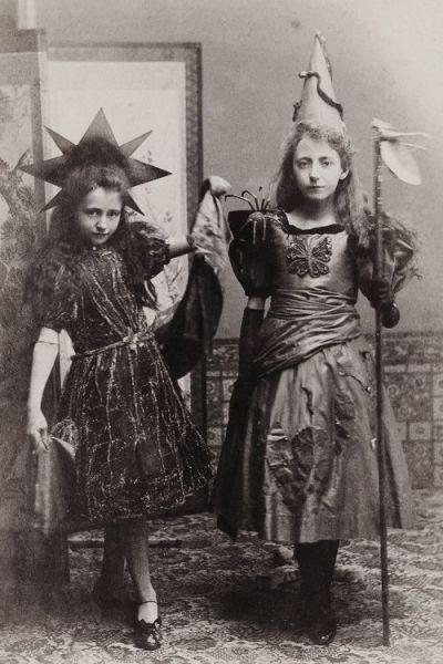 vintage-halloween-kids