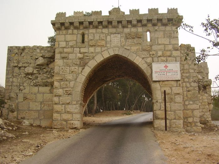 1024px-PikiWiki_Israel_9562_entrance_gate_to_catholic_church_at_mount_tabor