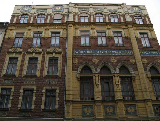Budapest_Fővárosi_Cipész_Ipartestület_1