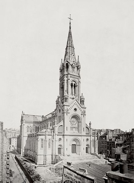 Charles_Marville,_Eglise_Notre_Dame_de_la_Croix,_ca._1853–70