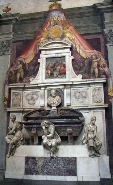 Michelangelo's_grave