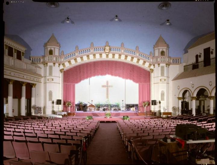 stanley theater inside